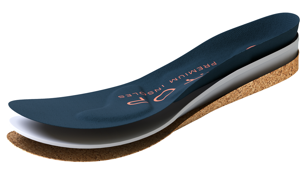ATOP eco friendly Insoles for running